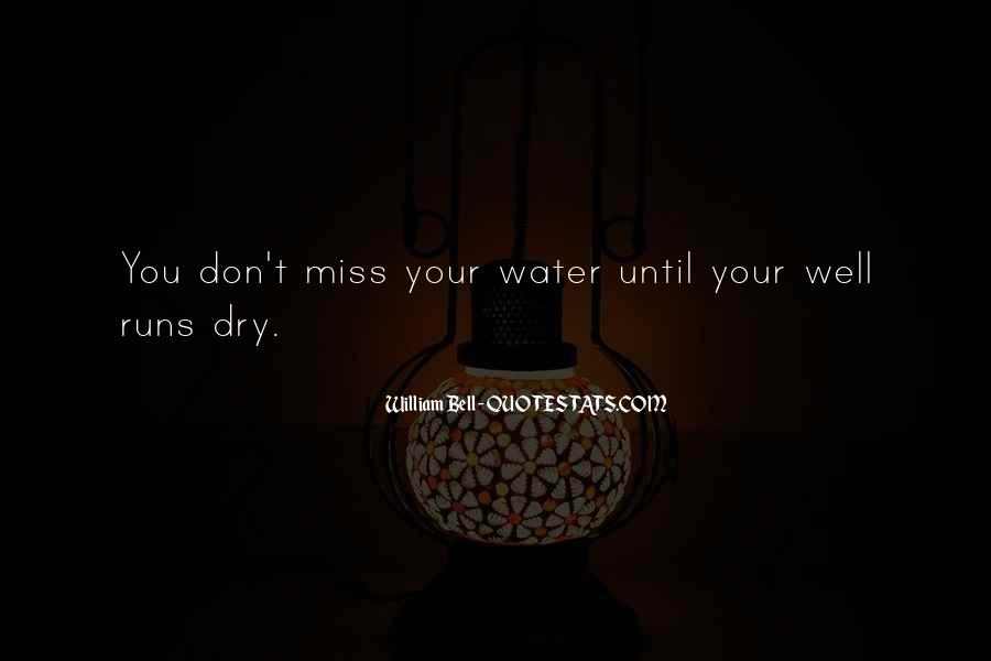 Don't Miss Quotes #275152