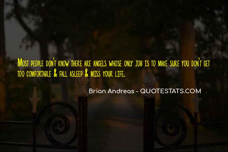 Don't Miss Quotes #287525