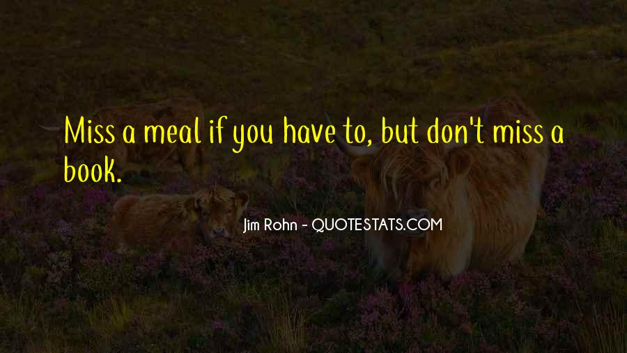 Don't Miss Quotes #52321
