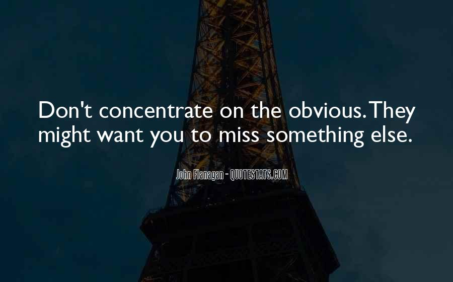 Don't Miss Quotes #61640