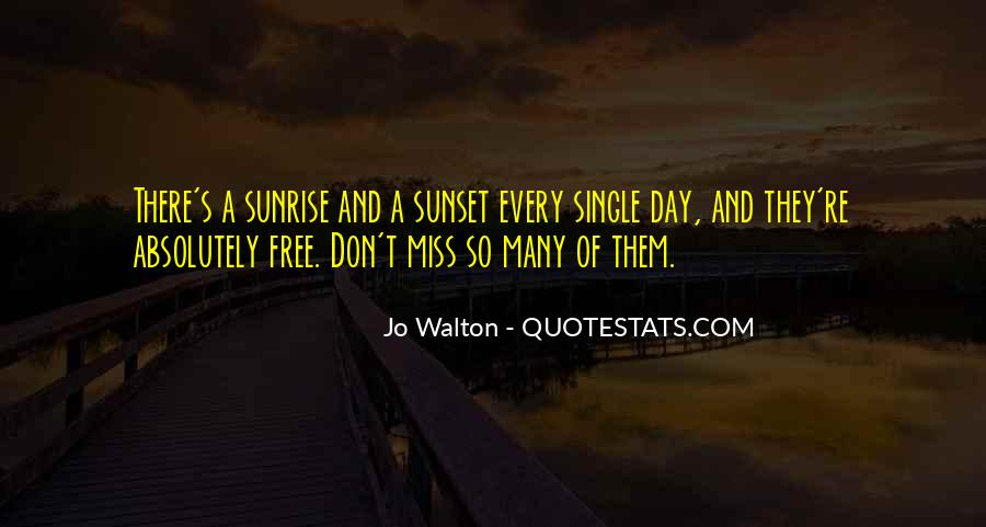 Don't Miss Quotes #62965