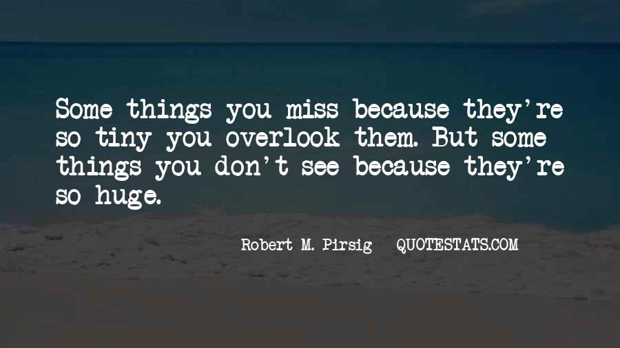 Don't Miss Quotes #88624