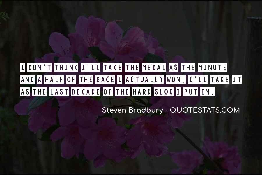 Don't Put Me Last Quotes #1585960