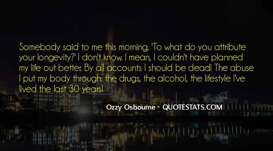 Don't Put Me Last Quotes #1784867