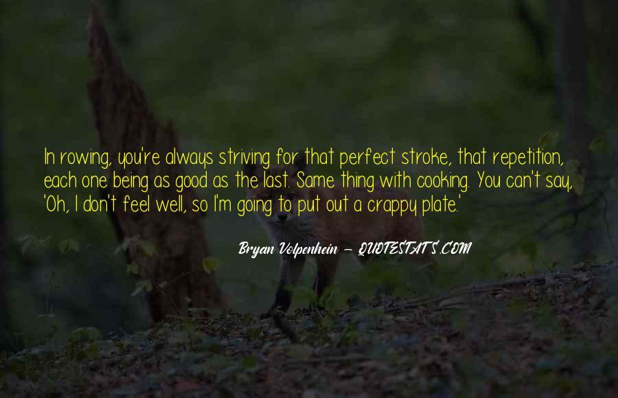 Don't Put Me Last Quotes #217891