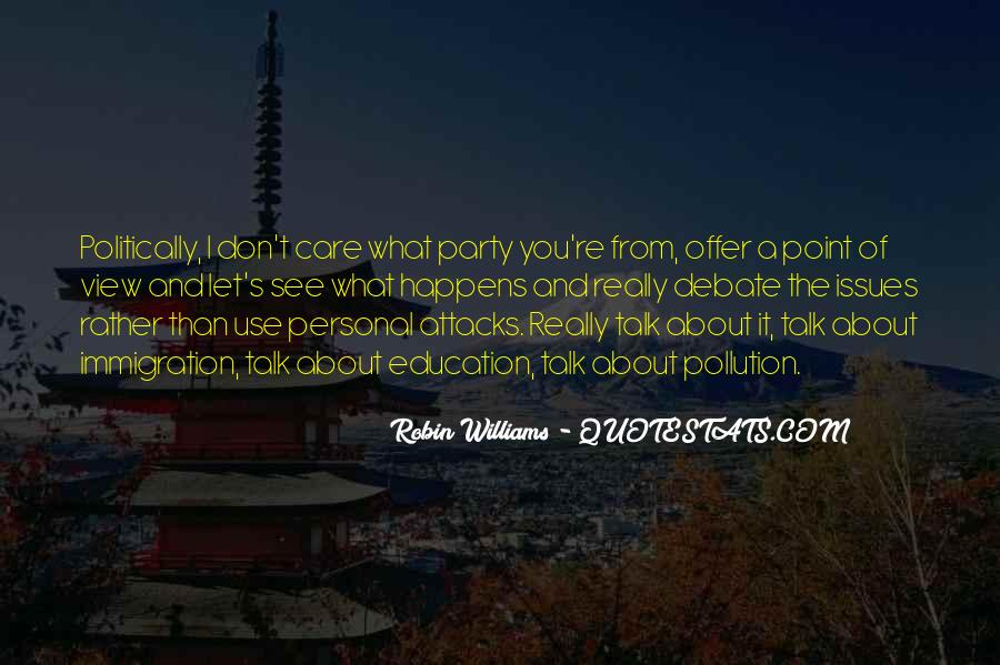 Don't Really Care Quotes #241436