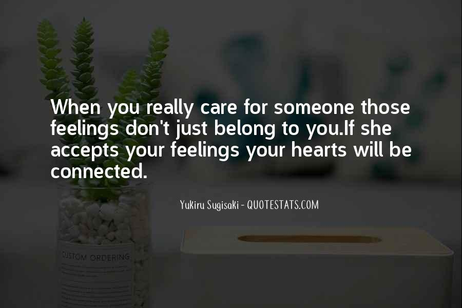 Don't Really Care Quotes #248365