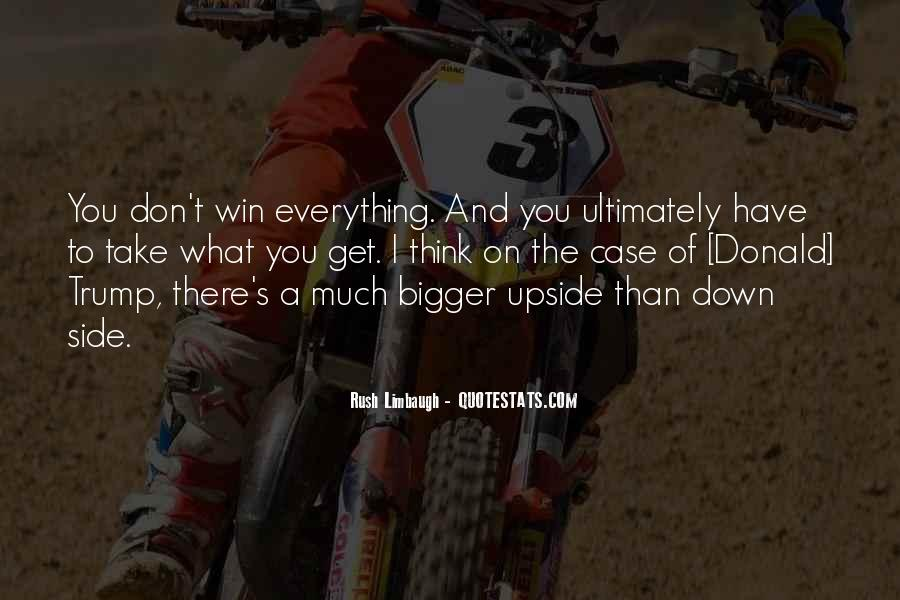 Don't Rush Things Quotes #106970