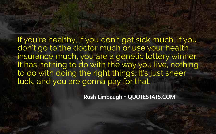 Don't Rush Things Quotes #148337