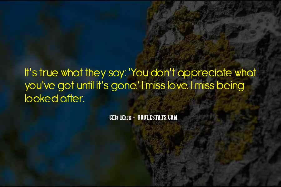 Don't Say I Miss You Quotes #1557772