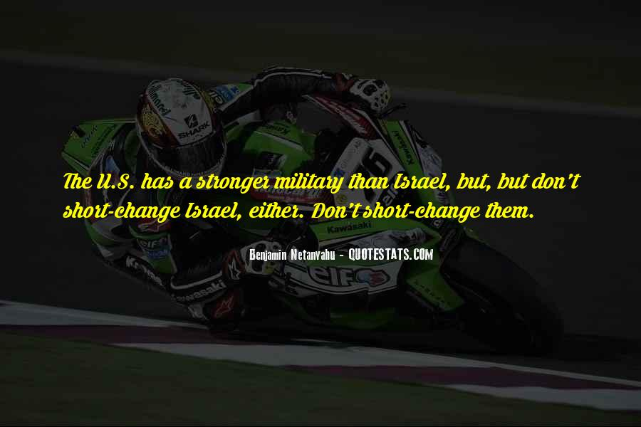 Don't Short Change Yourself Quotes #1596095