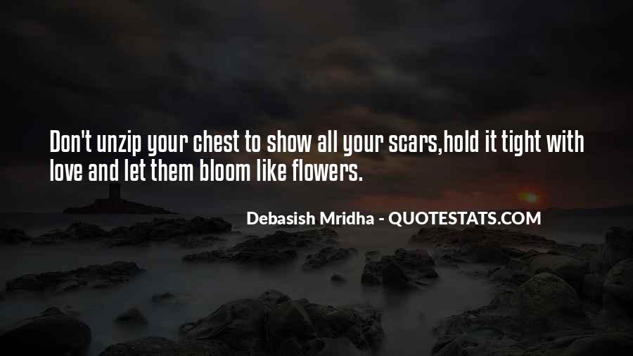 Don't Show Love Quotes #1063659