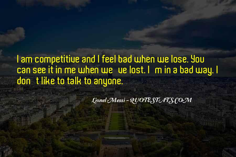 Don't Talk Bad Quotes #1556934