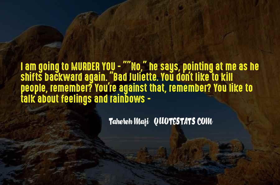 Don't Talk Bad Quotes #1723640