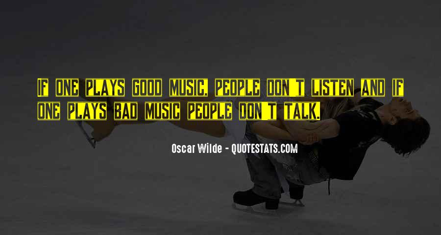 Don't Talk Bad Quotes #979404