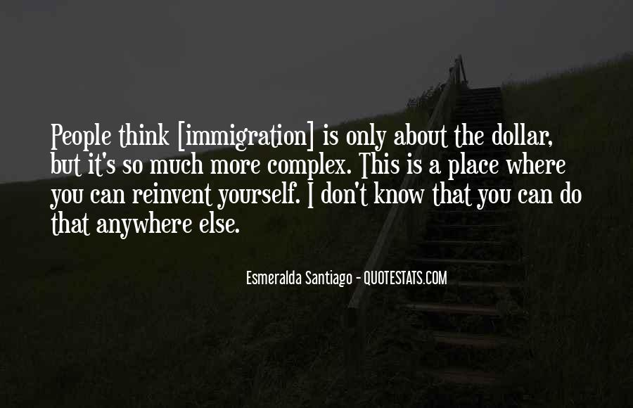Don't Think About Yourself Quotes #981576