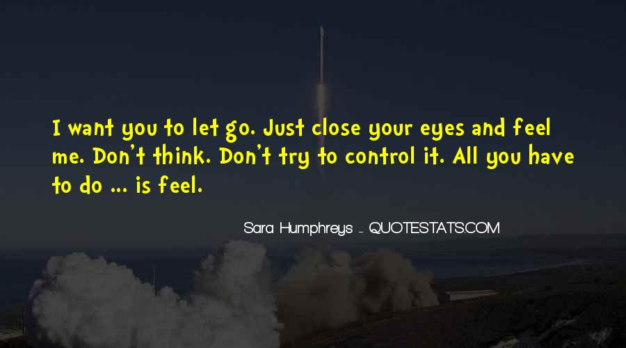Don't Think Just Do Quotes #115078