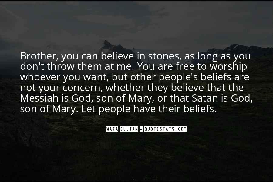 Don't Throw Stones Quotes #1092217