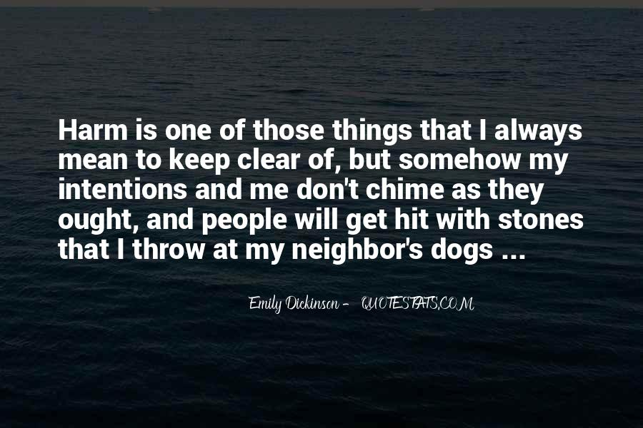 Don't Throw Stones Quotes #1185409