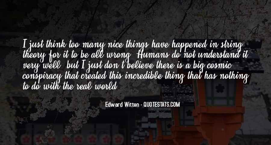 Don't Understand The World Quotes #1183334