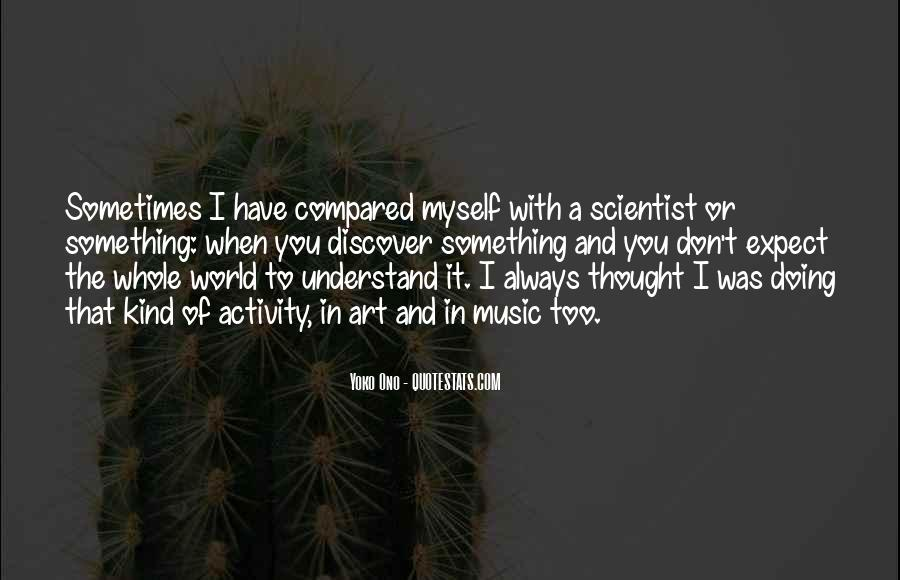 Don't Understand The World Quotes #399900