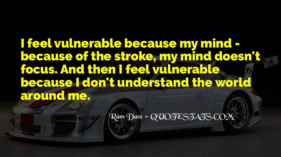 Don't Understand The World Quotes #449123