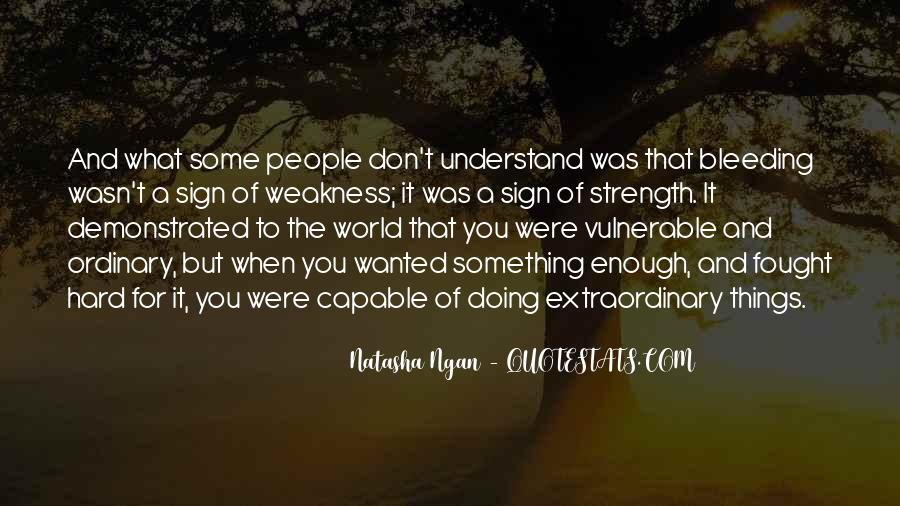 Don't Understand The World Quotes #576578