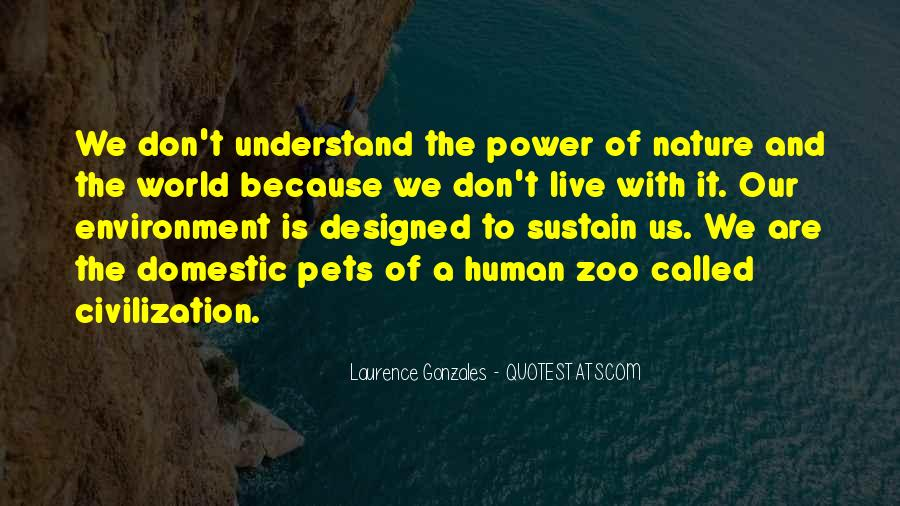 Don't Understand The World Quotes #700187