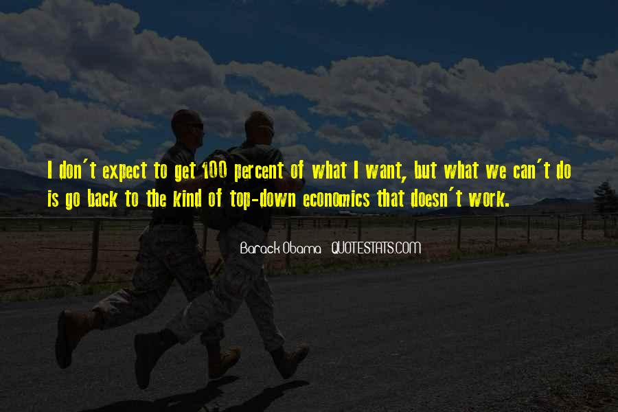 Don't Want Go Work Quotes #328461