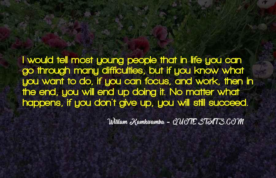 Don't Want Go Work Quotes #710405