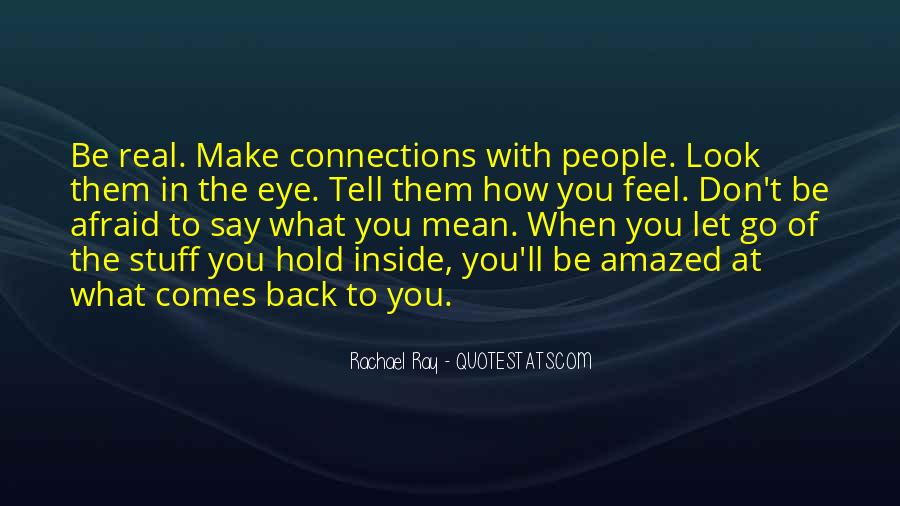 Don't Want To Hold You Back Quotes #126162