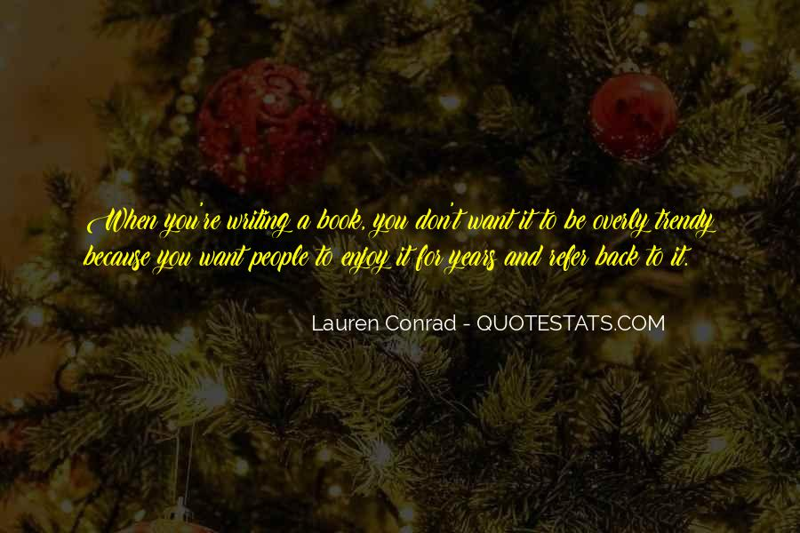 Don't Want You Back Quotes #142805