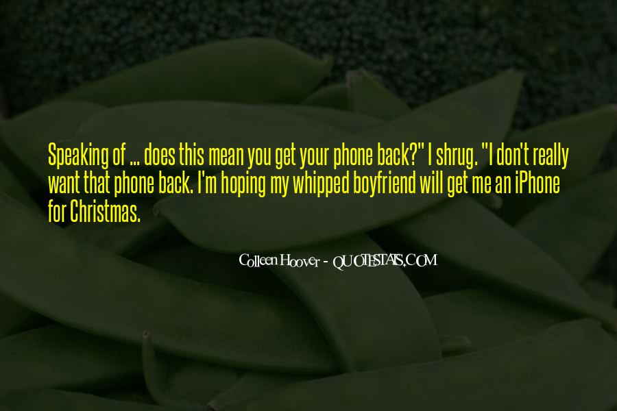 Don't Want You Back Quotes #29601