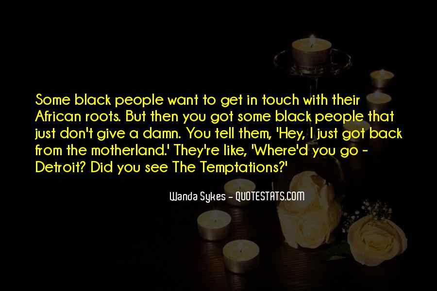 Don't Want You Back Quotes #333951
