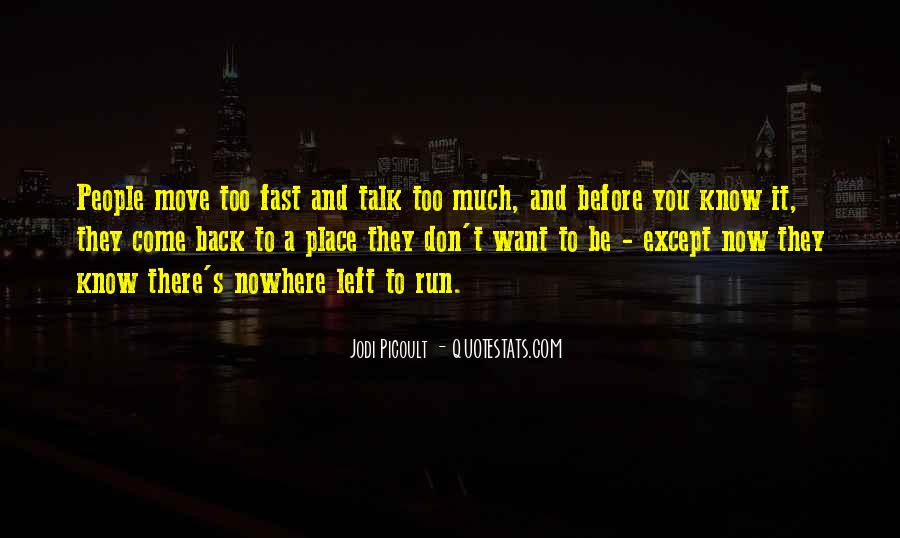 Don't Want You Back Quotes #405047