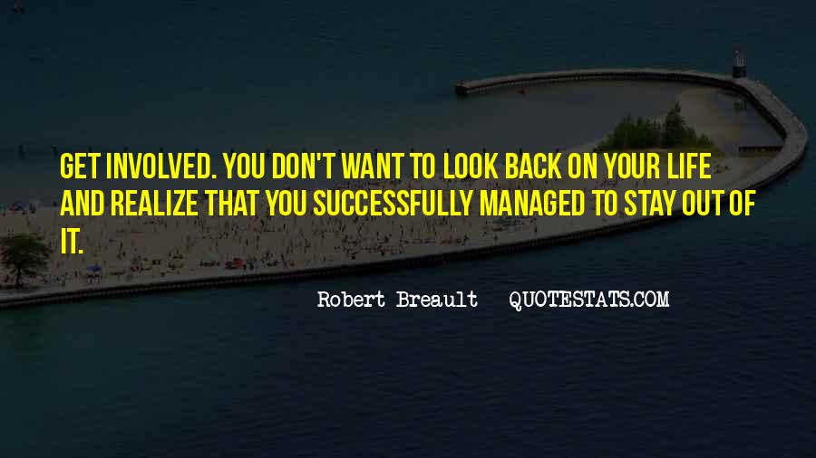 Don't Want You Back Quotes #71521