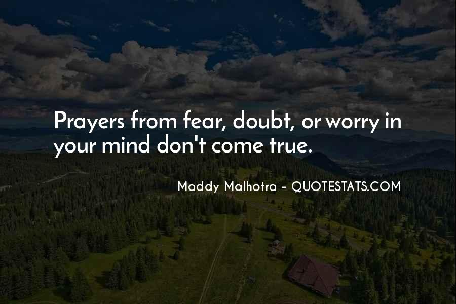 Don't Worry God Is There Quotes #280034