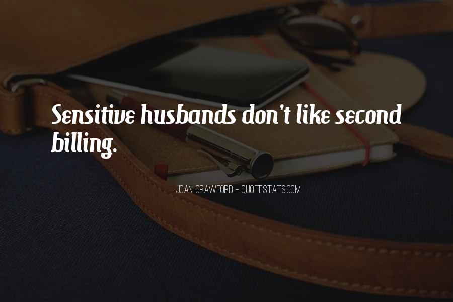Don'ts For Husbands Quotes #1215595