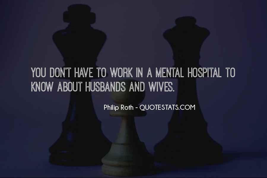 Don'ts For Husbands Quotes #190467