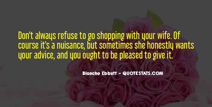Don'ts For Husbands Quotes #357012