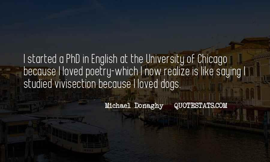 Donaghy Quotes #302857