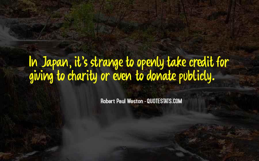Donate Us Quotes #303523