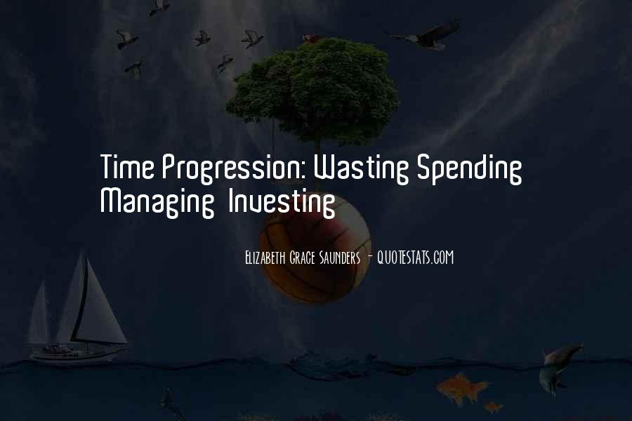 Done Wasting Time Quotes #144453