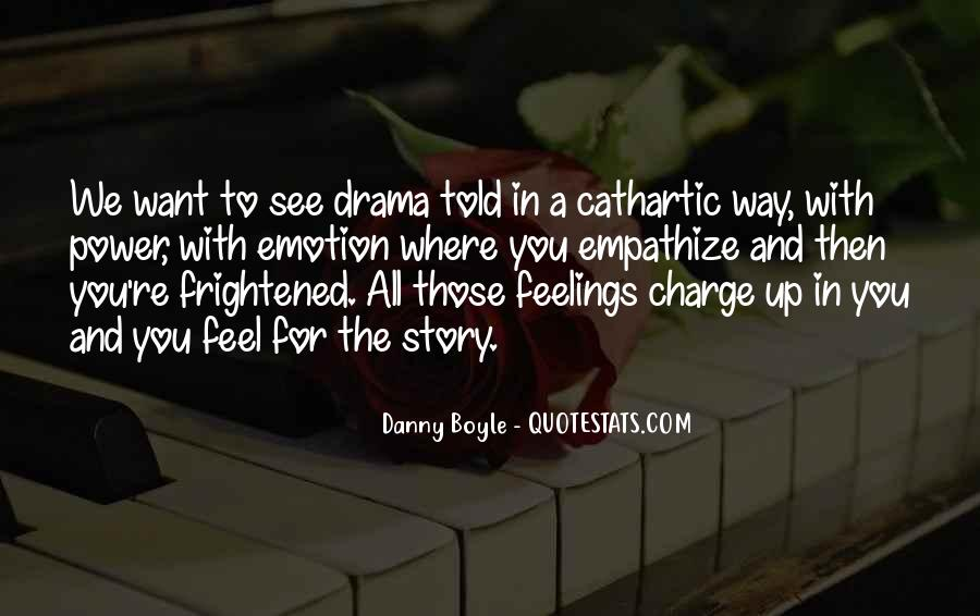 Done With Your Drama Quotes #11783