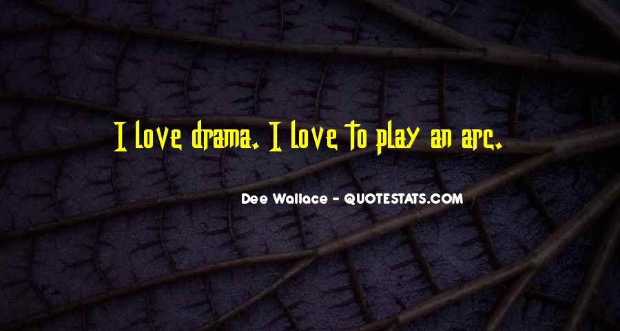 Done With Your Drama Quotes #7466