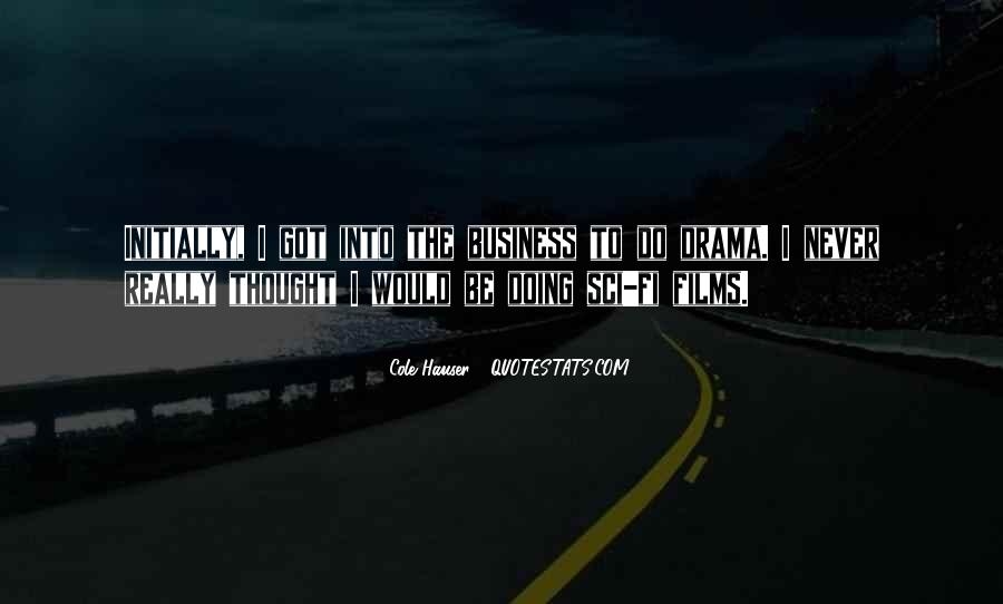 Done With Your Drama Quotes #9805