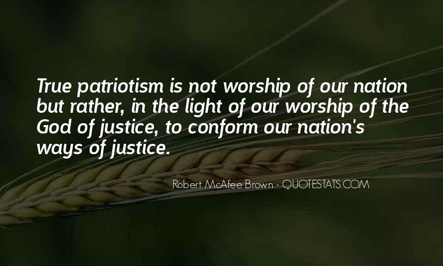 Quotes About Inspirational Patriotism #1320202