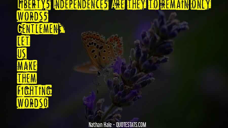 Quotes About Inspirational Patriotism #87763