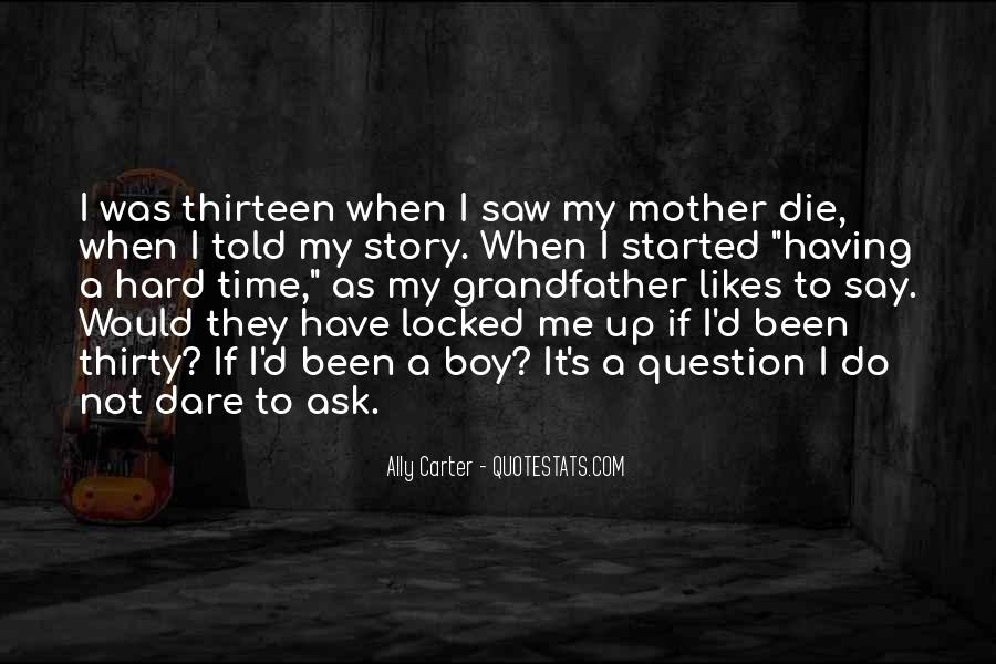 Quotes About Inspirational Motherly Love #903504