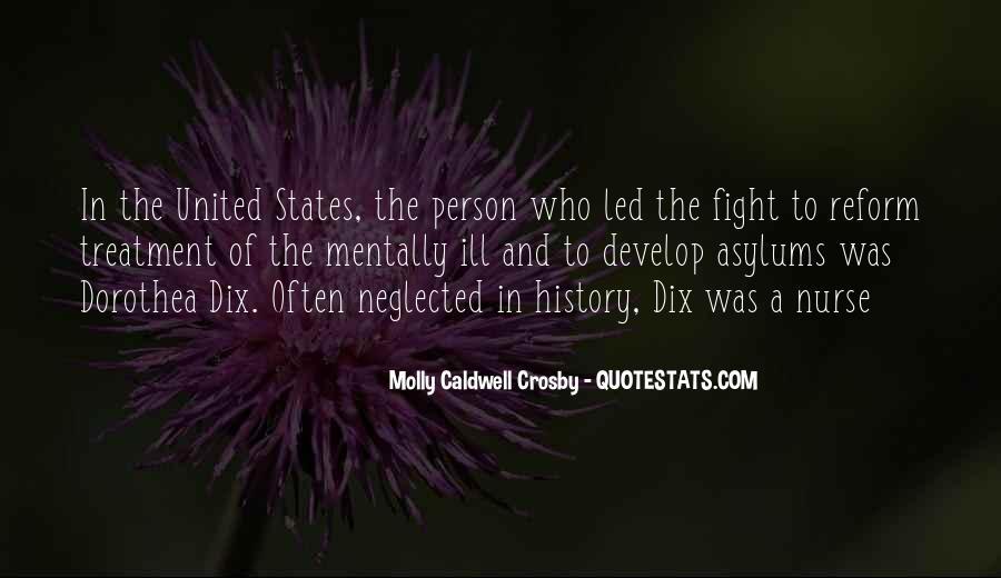Dorothea Dix Reform Quotes #659595